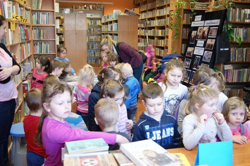 Przedszkolaki świętowały Dzień Książki dla Dzieci